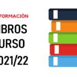 LIBROS DE INFANTIL PARA EL CURSO: 2021-22